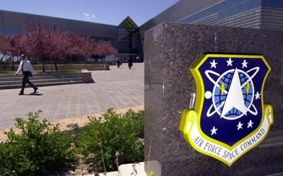 The current Air Force Space Command is based at Peterson Air Force Base in Colorado Springs.