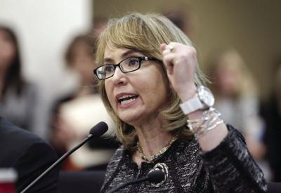 Giffords Gun Initiatives Gabrielle Giffords Gabby Giffords