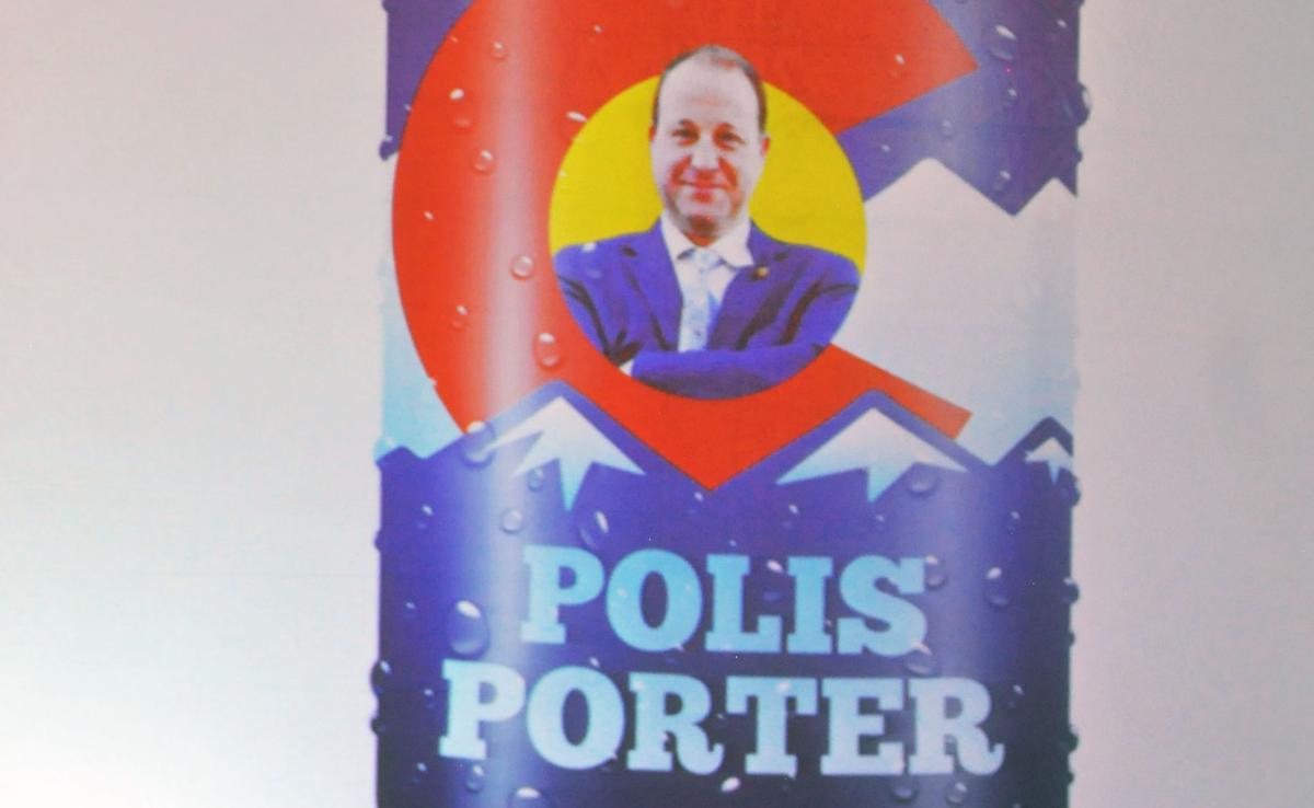 Western Governors Polis Porter