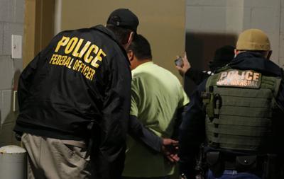 Immigration-Arrests Explainer