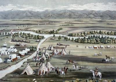 Denver in 1859