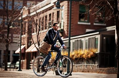 Urban Cyclist Denver