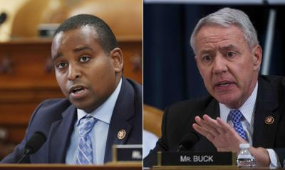 NEGUSE, BUCK SPLIT ON IMPEACHMENT ARTICLES