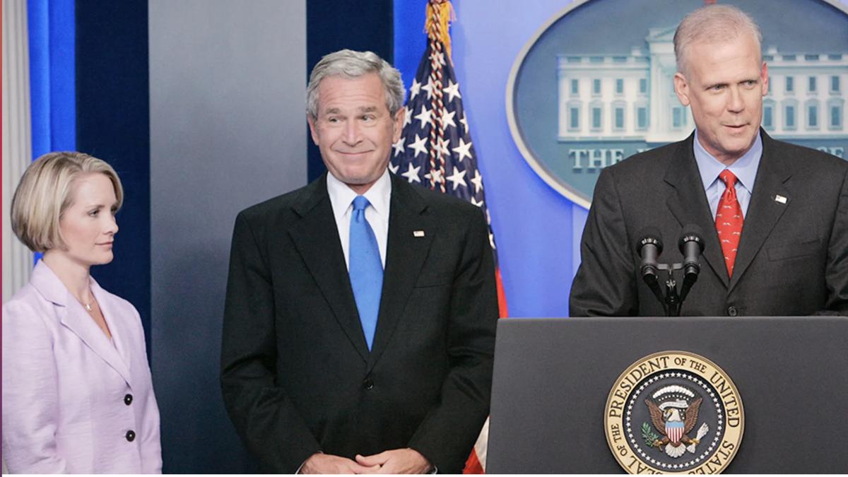 Dana Perino becomes White House press secretary