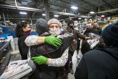 Salt Lake City Newspapers Final Daily Print