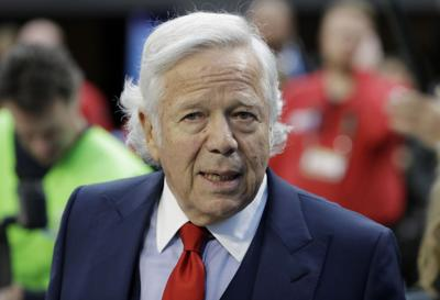Patriots Owner-Prostitution Charge Football Kraft