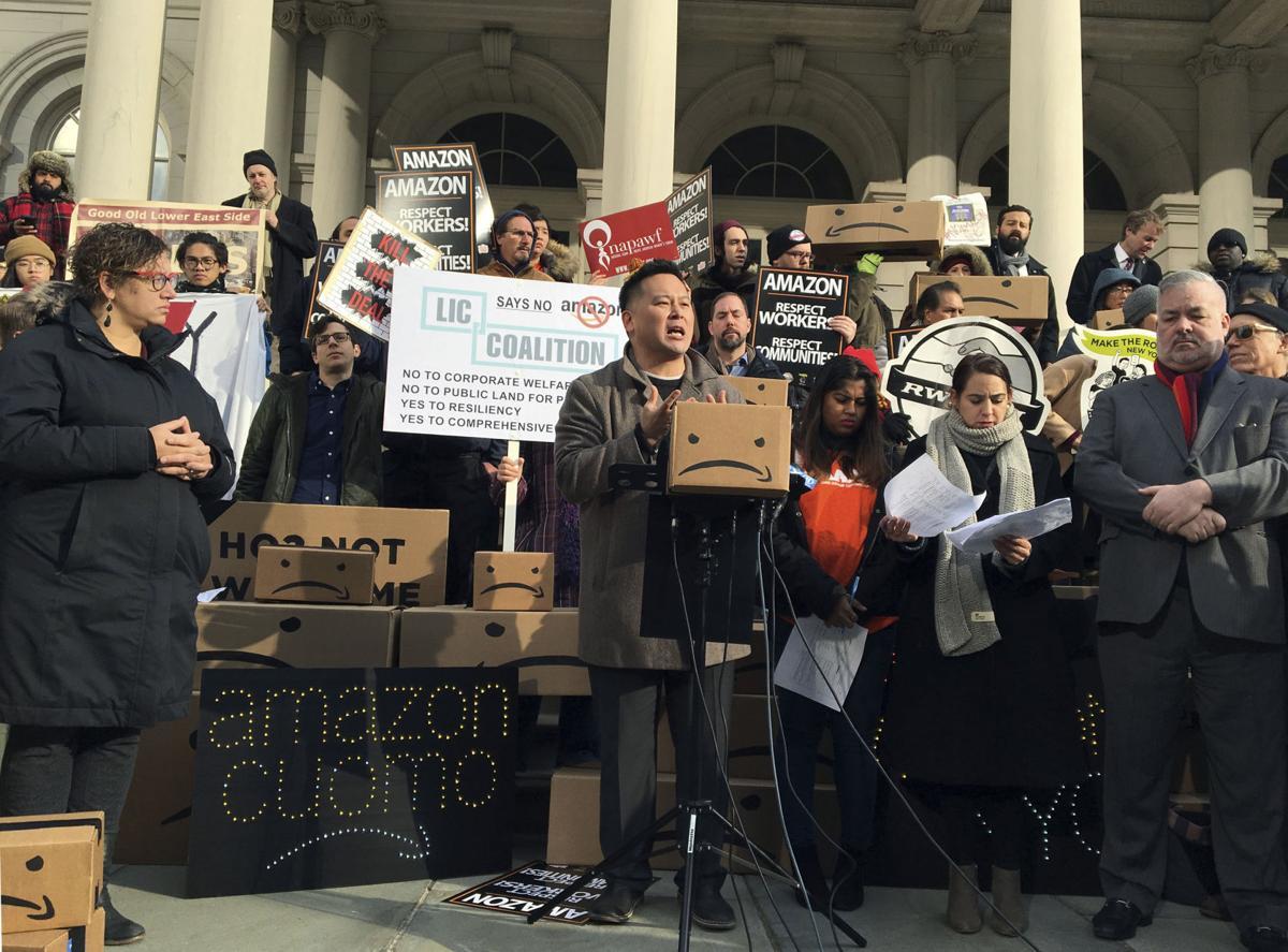 Amazon-HQ-Vanished Deal