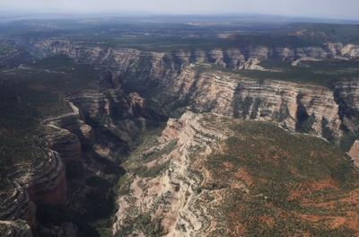 US Bears Ears Monument Management Plan