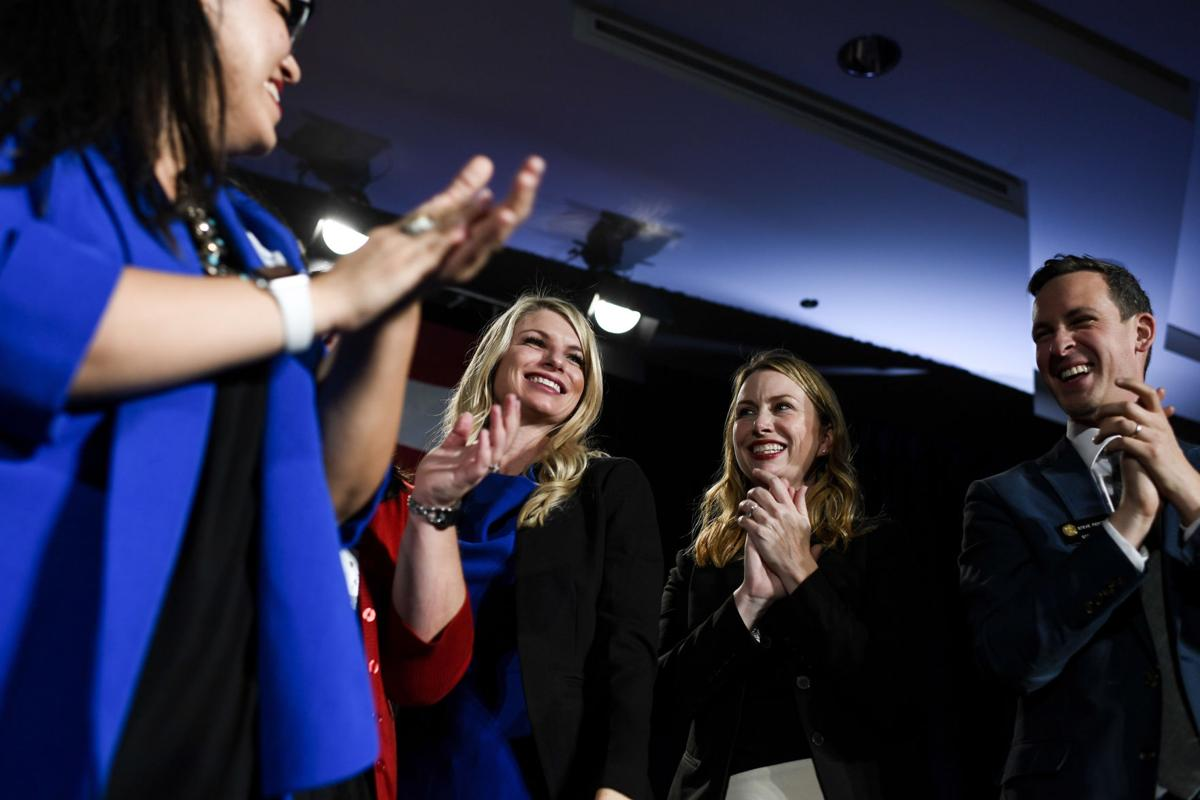 ELECTION 2018 | Blue wave gives Polis a Democratic-controlled state Senate (copy)