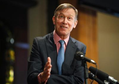 Election 2020 Hickenlooper