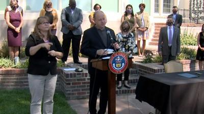 Gov. Polis announces diversity executive order