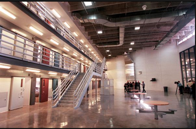 Cellhouse 1, Pod A Sterling Correctional Facility