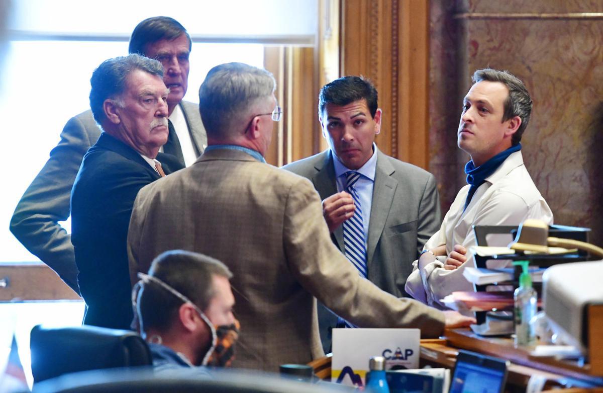 Senators discuss state fair appointments