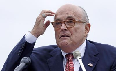 Trump Impeachment Giuliani