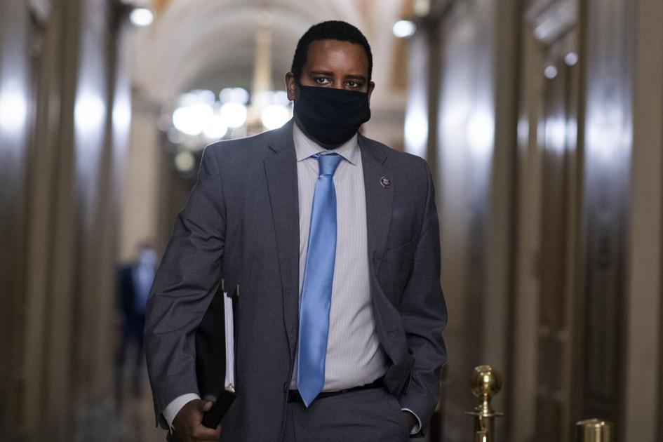TRAIL MIX   In fiercely partisan DC, Joe Neguse leads Colorado's aisle-crossers