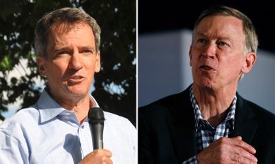 Andrew Romanoff John Hickenlooper Election 2020