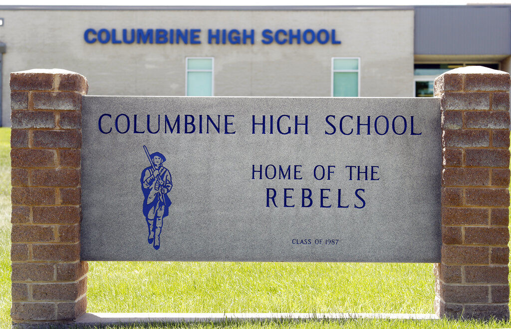 Columbine High School Demolition