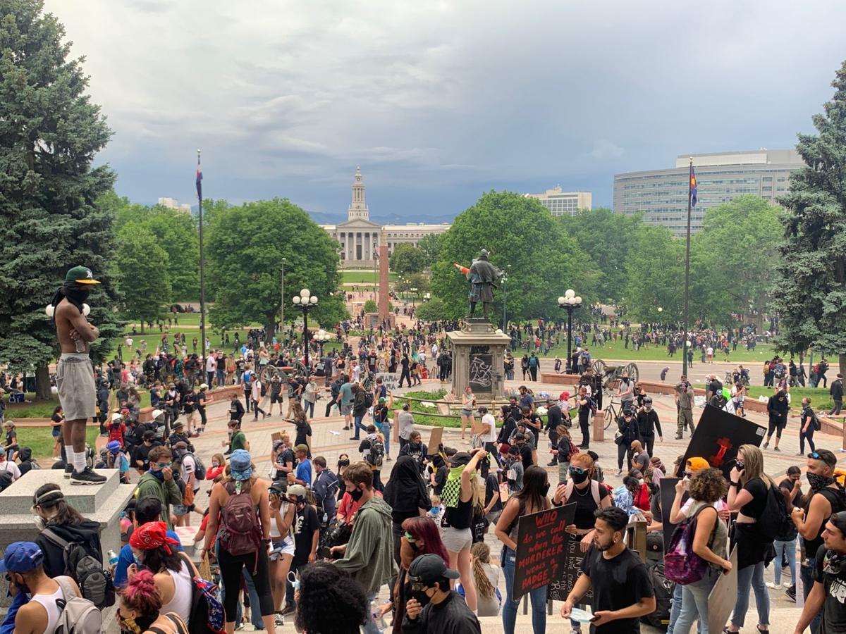 Denver protest 0630 pm 053020