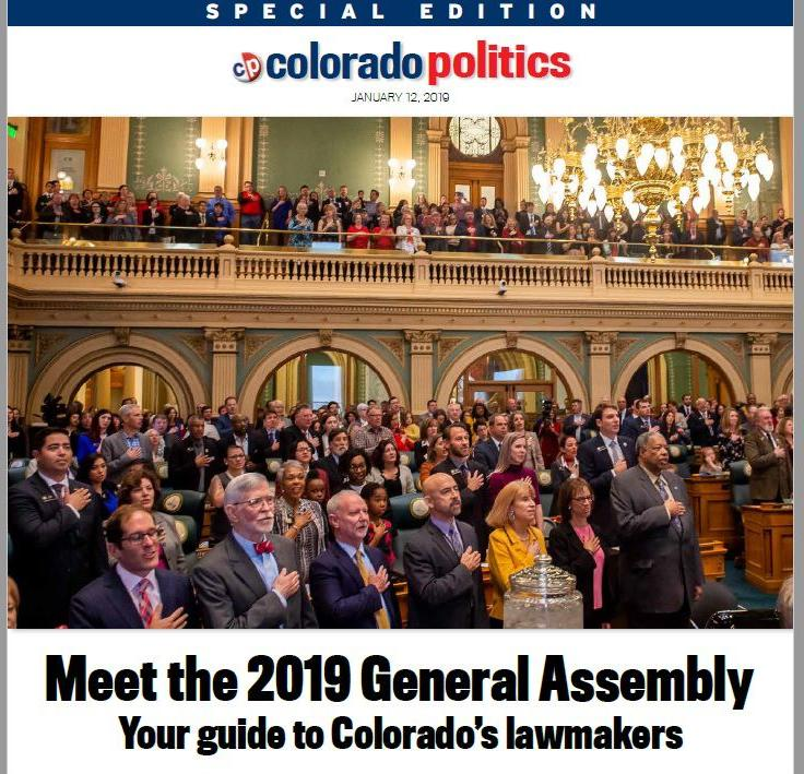 Meet the 2019 general assembly pullout cover