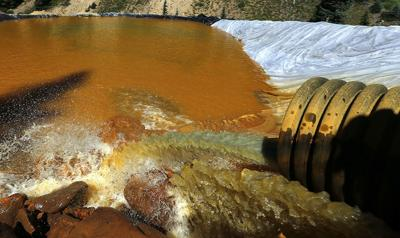 Officials wait to issue comments on Colo. mine cleanup plan