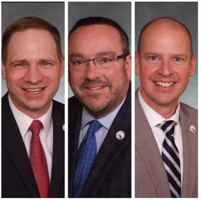 Three candidates House GOP
