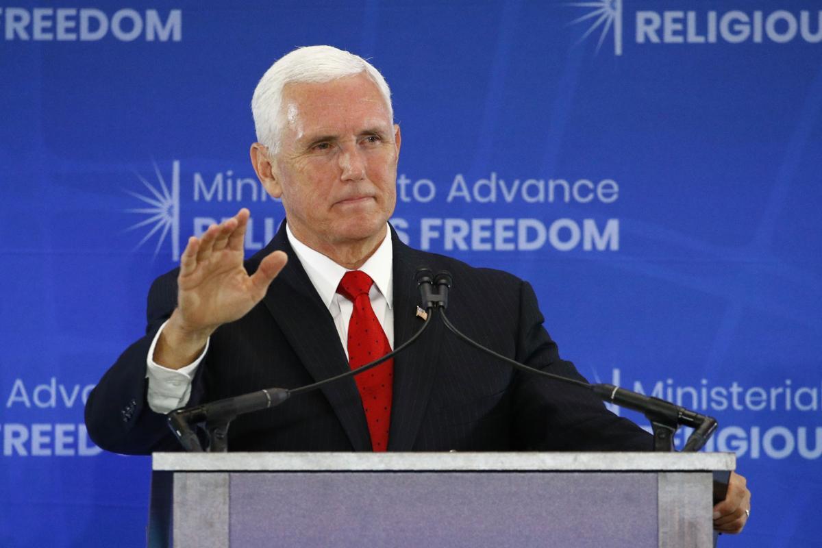 Pence Religious Freedom