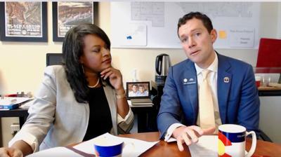 Rep. Chris Hansen takes Colorado's net neutrality debate national