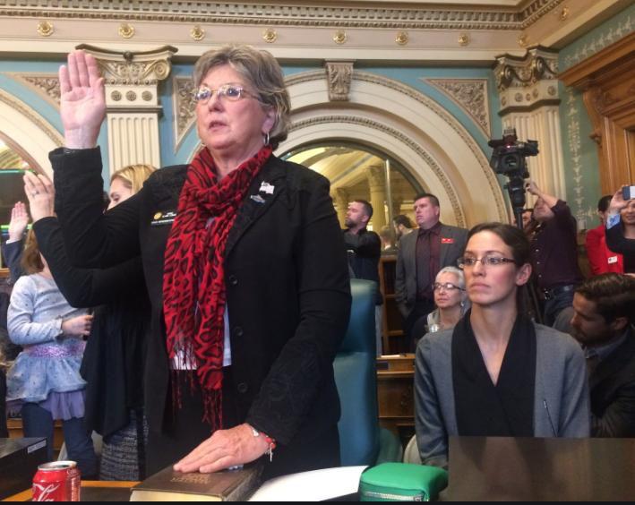 State Rep. Kimmi Lewis