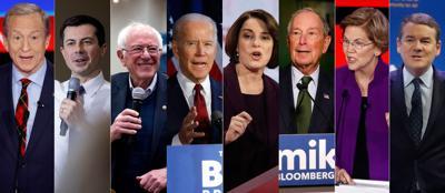 Colorado Democratic Presidential Primary Candidates