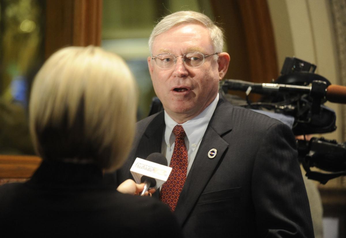 Colorado state Sen. Bob Gardner