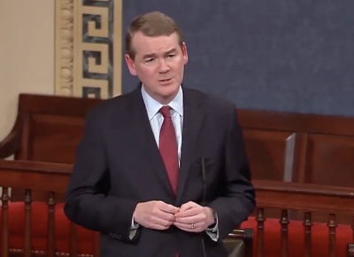 Bennet: Trump administration is cherry-picking pot data