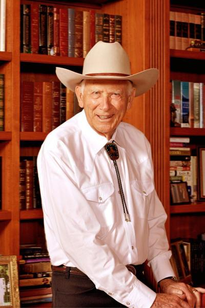 Businessman, rancher Tointon named National Western's Citizen of the West