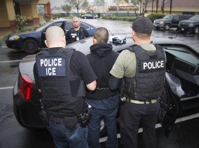 ICE deports 40 per week from Denver using chartered airplane
