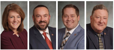 Legislators of the year