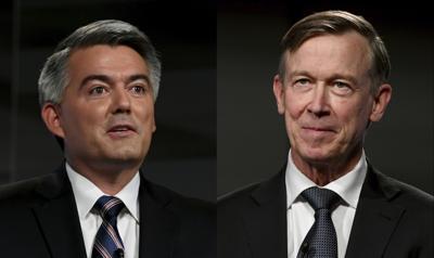 Election 2020 Gardner Hickenlooper 10-9 debate