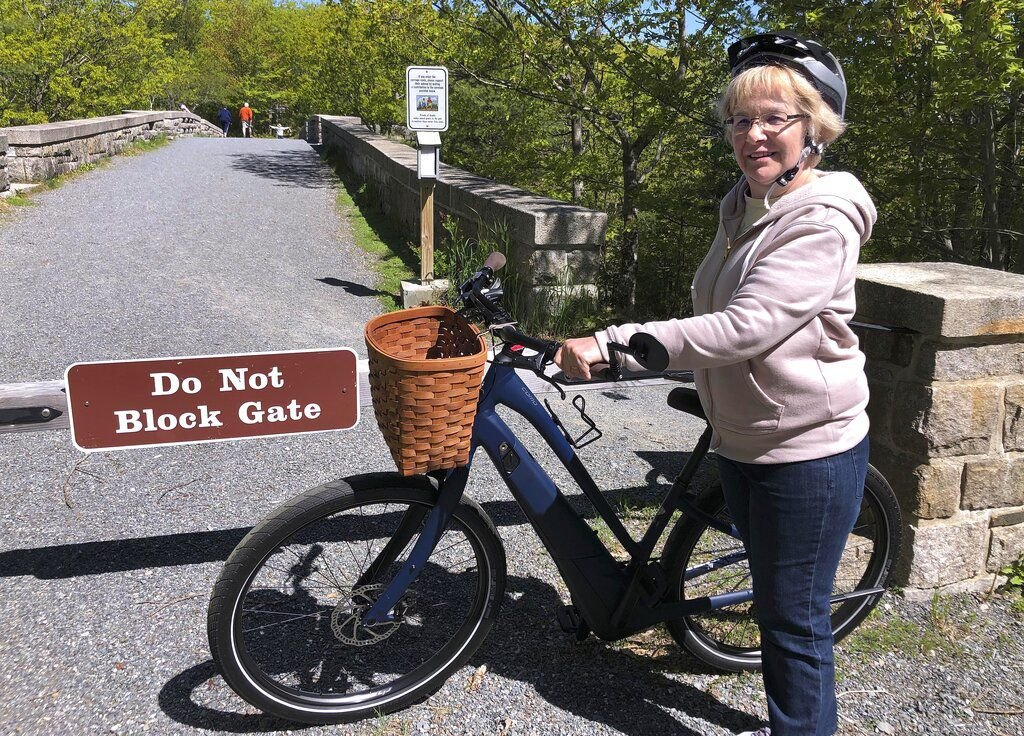 National Park Electric Bikes