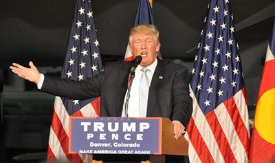 Trump's Colorado campaign announces senior staff (copy)