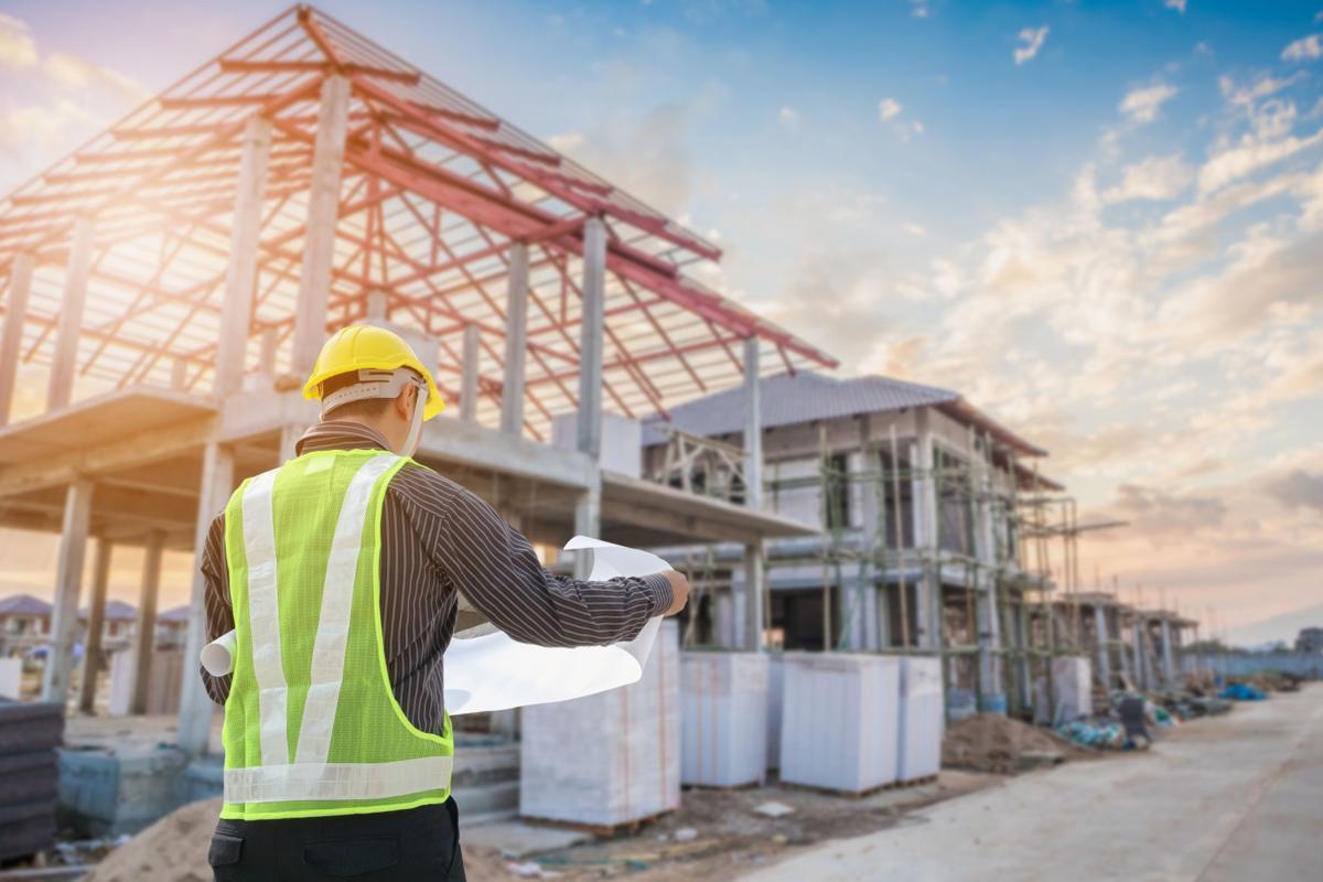 Home house construction development