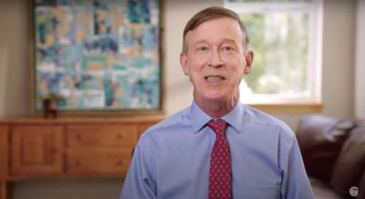 Election 2020 Hickenlooper ad