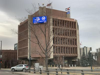 Denver's Channel 7 Building