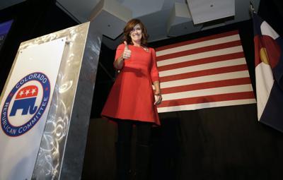 Election 2020 Colorado Governor Heidi Ganahl