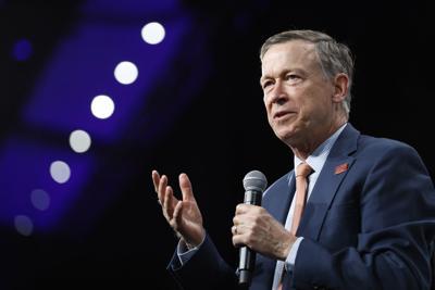 John Hickenlooper US Election 2020 Senate Colorado