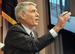 Udall, Gardner slug it out in feisty debate