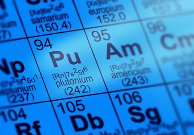 Periodic Table Plutonium