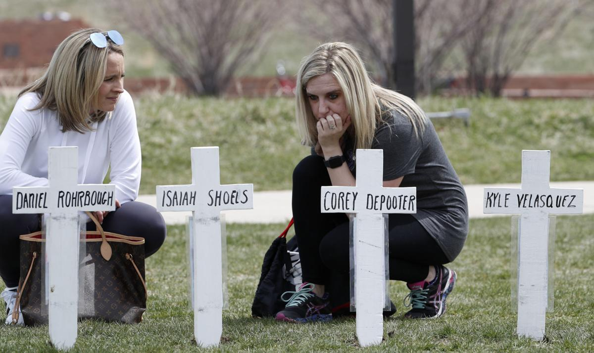 APTOPIX Columbine 20 Years Later Remembering The Victims