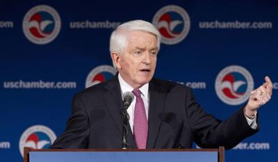 U.S. Chamber of Commerce President and CEO Thomas Donohue
