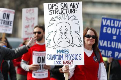Denver Teachers Strike
