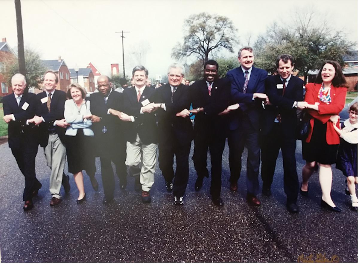 John Lewis Selma March 1998