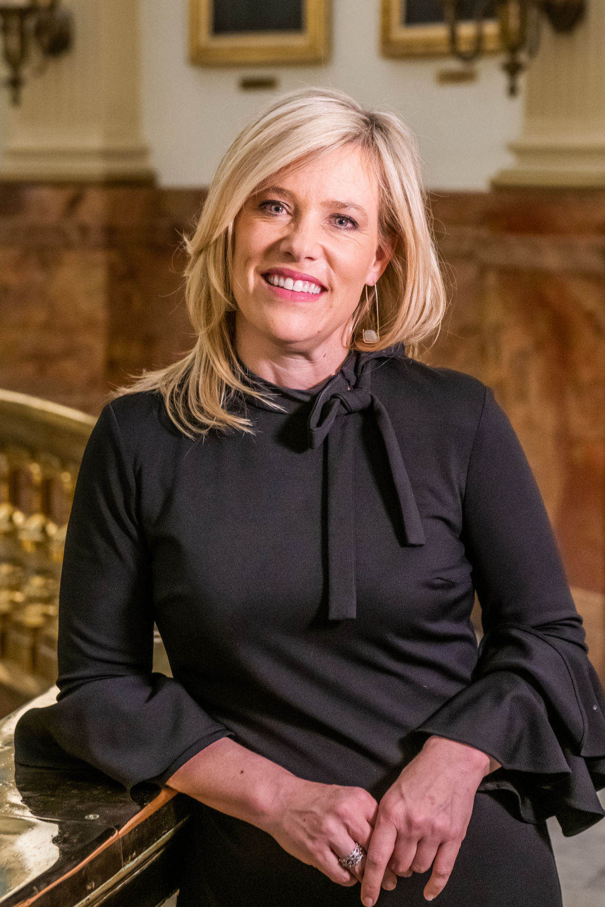 COVER STORY INFLUENCERS Sandra Hagen Solin