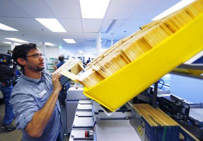 Colorado Democrats take the lead in late ballot returns (copy)